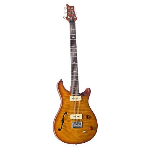 PRS SE 277 Semi-Hollow Baritone Soapbar Electric Guitar
