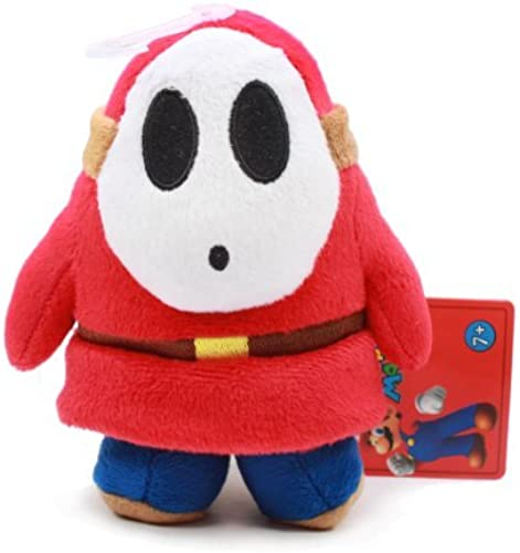 Global Holdings Super Mario 5 Plush Shy Guy by Global Holdings