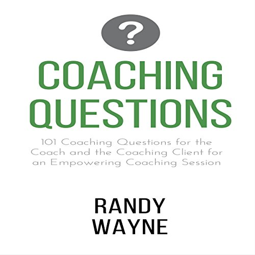 Coaching Questions audiobook cover art