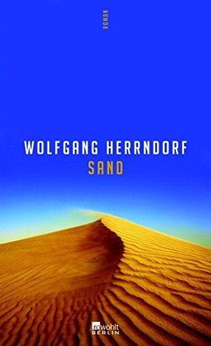 Sand by Wolfgang Herrndorf (2011-11-06)