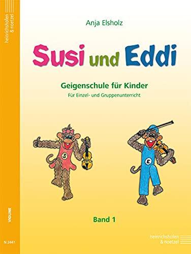 Heinrichhofen's Verlag -  Susi und Eddi, für