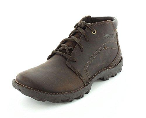 Caterpillar Men's Transform Boot,Dark Brown,13 M US
