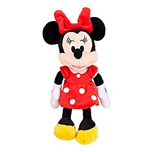 "Disney Minnie Mouse Red 11"" Beans Plush w hangtag 9"