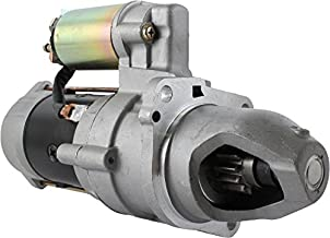 DB Electrical SMT0018 Ford Truck 6.9 7.3 Diesel Starter For High Torque 85-94 F150 F250 F350 F450 Econoline E150 E250 E350 E450 E5TF-11000-AA E5TZ-11002-B E8TF-11000-AA E8TZ-11002-A F3TU-11000-AA