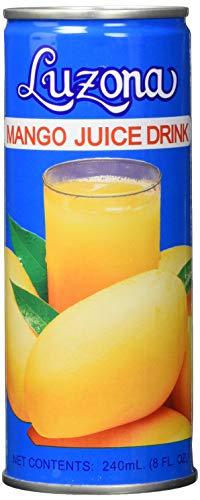 Luzona Drinks Mangosaft, 30er Pack (30 x 240 ml)
