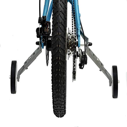 F Fityle Stützräder für Kinderfahrrad, Training Räder Kinder Fahrrad stützräder für 16