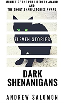Dark Shenanigans: A collection of eleven stories by [Andrew Salomon]