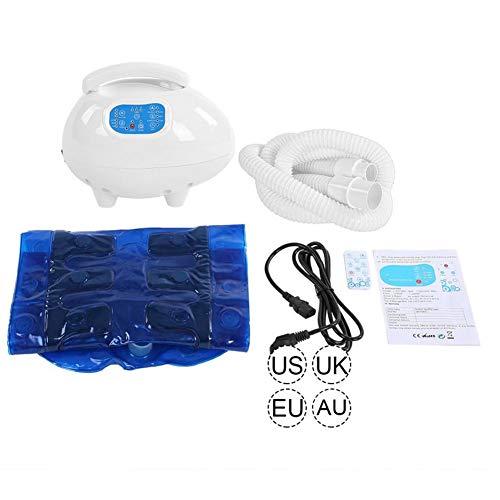 HLWAN Whirlpoolmatte für die Badewanne, Whirlpool Matte Fernbedienung, Luftsprudelbad, Sprudelmatte, Wellness-Geschenk für die Lockerung von verspannter