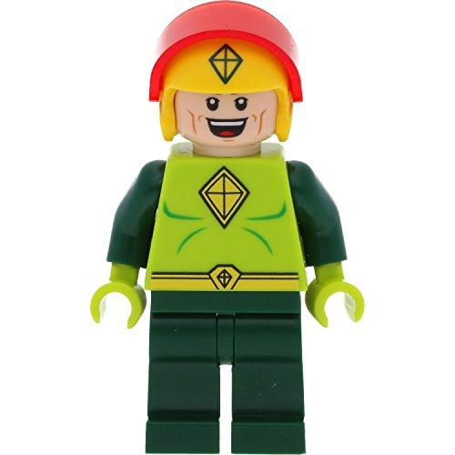 LEGO Superschurke Charles Chuck Brown - Figura de Batman