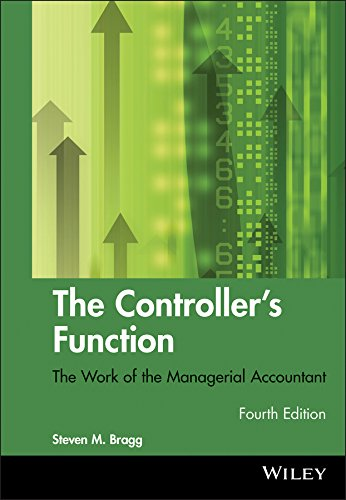 The Controller's Function: The Work of the Managerial Accountant (Wiley Corporate F&A Book 563) (English Edition)