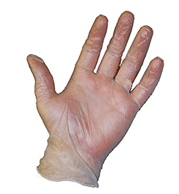 West Chester 2745 Food Grade Powder Free Vinyl Gloves