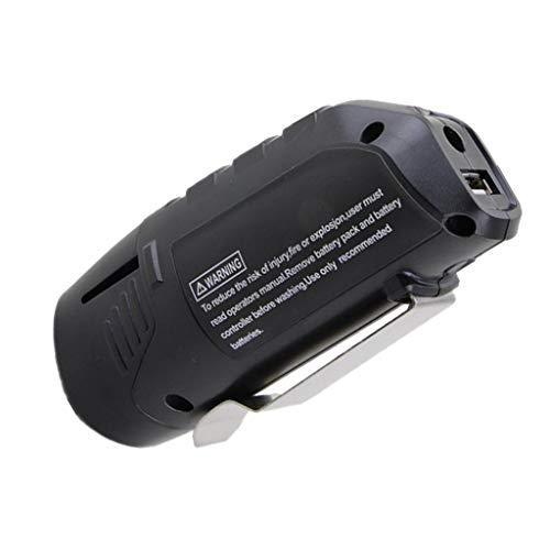 USB Adapter Ladegerät Für BOSCH 10,8V / 12V Akkus 2 607 336 014, 2 607 336 864, BAT411, D-70745, GSR 10.8-2-Li