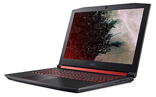 Acer Nitro 5 AN515-54-521N Core i5 9th Gen Processor 15.6 inch FHD Gaming Laptop (8GB RAM/256 SSD /1TB HDD/Windows 10 Home/ 4GB NVIDIA GeForce GTX 1650 Graphics / Obsidian Black/2.3 kg)
