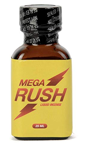 Mega Rush Raumduft 25 ml – Raumduft