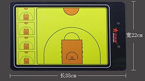 Tattiche di basket allenatore grafico magnetico pannello