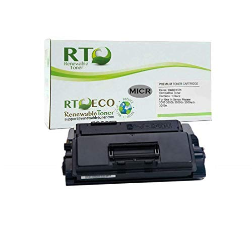 Renewable Toner Compatible Toner Cartridge Replacement for 106R01371 Phaser 3600EDN