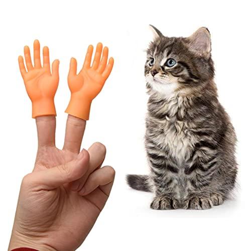 Modonghua 5 manos minúsculas – manos minúsculas manos con manos izquierda y manos derecha para partido de juego (cinco manos)