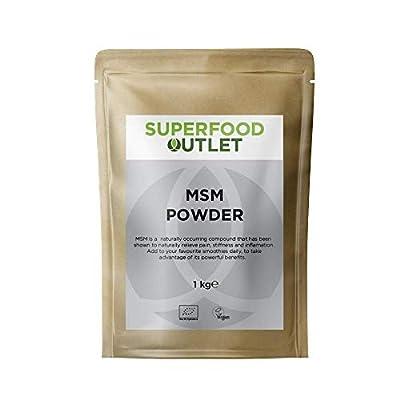 MSM Powder | 1KG | Superfood Outlet