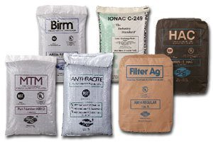 Birm Filter Media for iron removal 1 cu. ft. bag replacement by AFW Filters