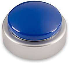 Extra Large Talking Button Clock - for The Blind, Elderly or Visually impaired