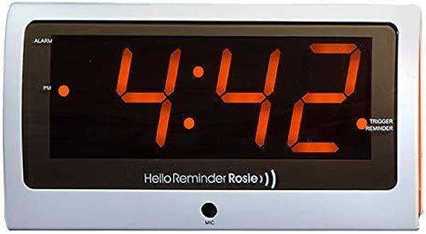 DeRoyal 提醒罗西语音控制时钟