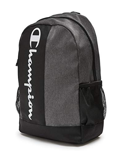 Champion Unisex's Franchise Backpack, Gray, One Size