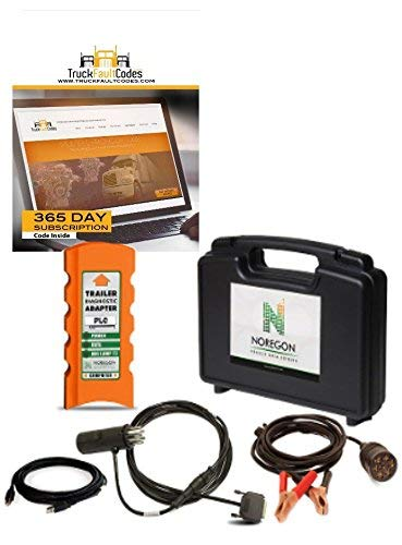 Noregon Systems Inc. Noregon(R) DLA+ 2.0 Adapter Kit (NRS-122061)