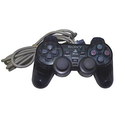 Manette DualShock PSOne Noire Transparente