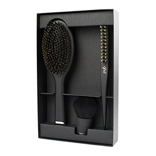 GHD Dressing Brush Kit - 3 Profi-Bürsten, 3 Stück