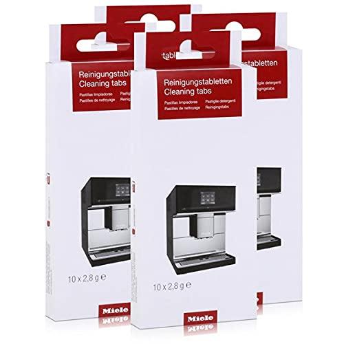 Miele Reinigungstabletten 10270530 10 x 2,8 g (4er Pack)
