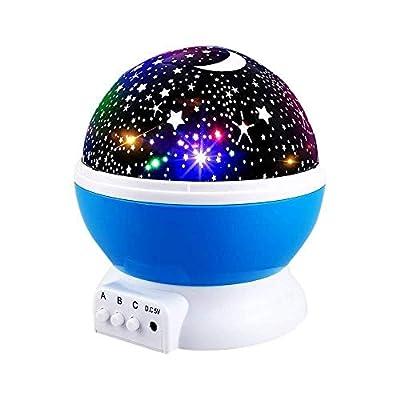 Star Night Lights for Kids, Star Moon Nightligh...