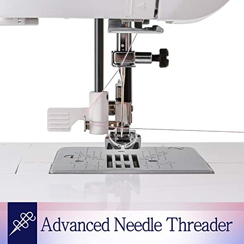 Uten Computerised Digital Sewing Machine Embroidery Quilting Function Machine 60 Stitches for Beginners Model 2200