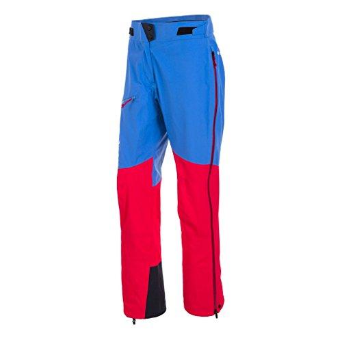 Salewa, Ortles 2 Gtx Pro W Pnt, Pantalone Da Alpinismo, Donna, Blu (Royal Blue/8310), 44