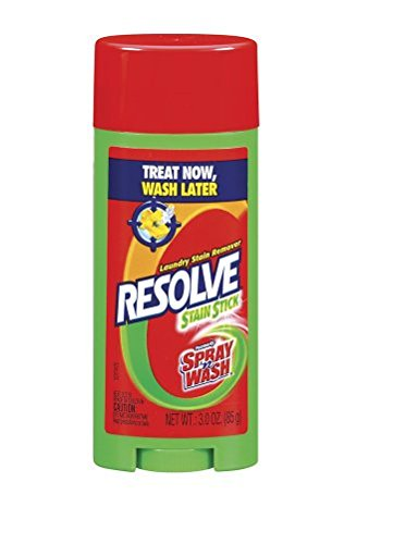 Perfect! Resolve Spray n Wash, Pre-Treat Laundry Stain Stick(1pk)