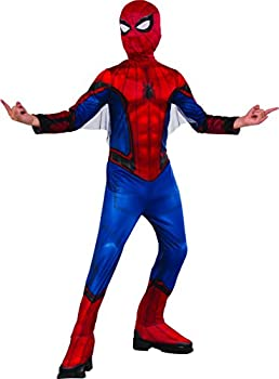 Rubie s Costume Spider-Man Homecoming Child s Costume Multicolor Large