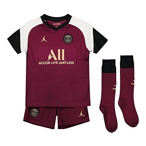 Nike 2020-2021 PSG Little Boys Tercer Kit