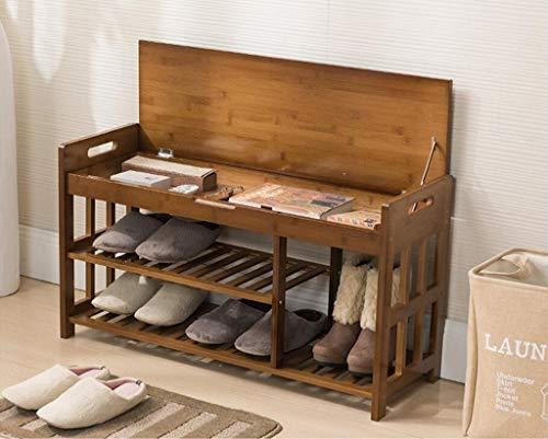 ShiSyan Zapatero Pasillo de Muebles zapateros Zapatos de Plataforma Creativa for Que Las heces Sala Dormitorio Gabinete de Almacenamiento Multi Purpose Estantes Armarios para Zapatos