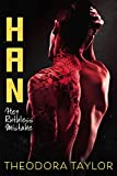 HAN: Her Ruthless Mistake: 50 Loving States, Delaware (Ruthless Triad Book 4)