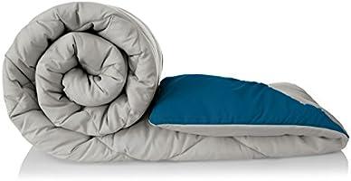 Amazon Brand - Solimo Microfibre Reversible Comforter (200 GSM)