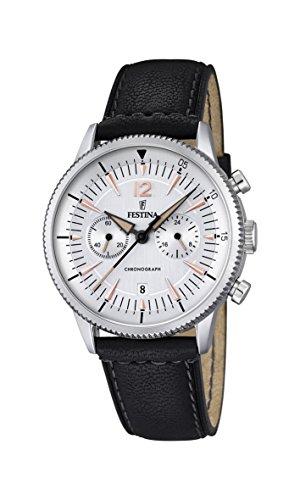 Reloj de Pulsera Festina F16870/1 con cronógrafo para Hombr