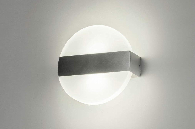Lumidora Wandleuchte Design Modern Aluminium Weiss