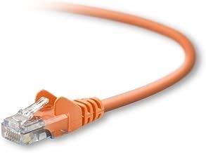 Belkin 30ft OrangeBelkin CAT5E Patch Cord Snagless -