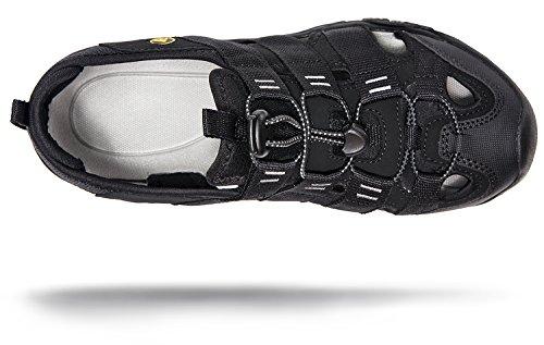 ATIKA Sandales de sport pour homme Trail Outdoor Chaussures aquatiques 3layer Préventifs...