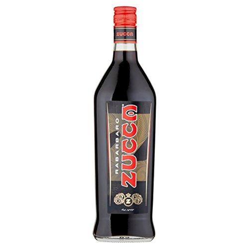 Rabarbaro Zucca 0120013 Aperitivo Alcolico, L 1