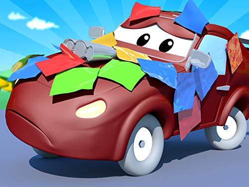 Schulanfang Spezial Folge - Klein Jerry sieht aus wie eine Pinata / Tao das Tuktuk / Supertruck / Ben der Traktor