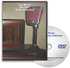 Official Jack Benny Old Time Radio OTR MP3 Collection on DVD - Offering 869 Different Shows and Appearances for a Total of 410+ Hours of Listening Enjoyment.