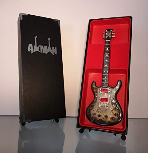 Richard Z. Kruspe (Rammstein): RZK-II Burnt – Miniatur-Gitarrennachbildung (Verkäufer aus Großbritannien)