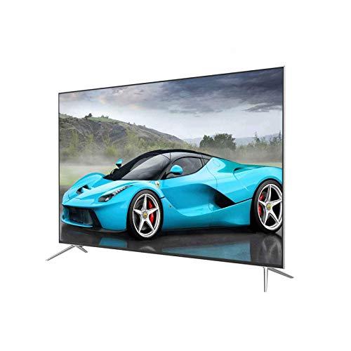 ZFFSC TV de Calidad HD 4K HD Smart Android TV, HD LCD TV a Prueba de explosiones, (32/42/46/55/60 Pulgada), Inteligencia Artificial, WiFi de Doble Banda, con TV de Calidad HD