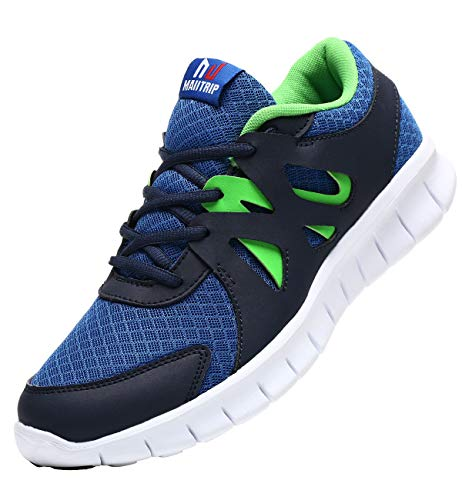 Men's Road Running Shoes Trainers CasualMesh Athletic Sneakers for Gym...