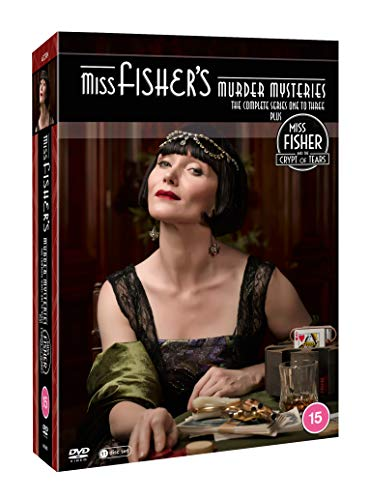 Miss Fisher's Murder Mysteries S1-3 & Crypt of Tears Box Set [DVD]